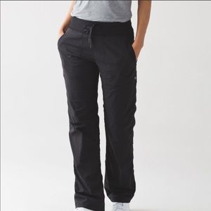 Lululemon Dance Studio Pant III (Regular) Lined